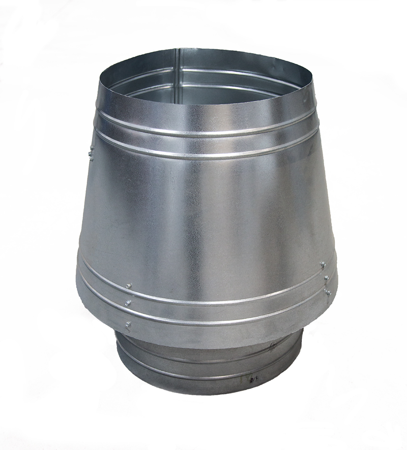 Butterfly Exhaust Pipe : Exhaust stach butterfly damper